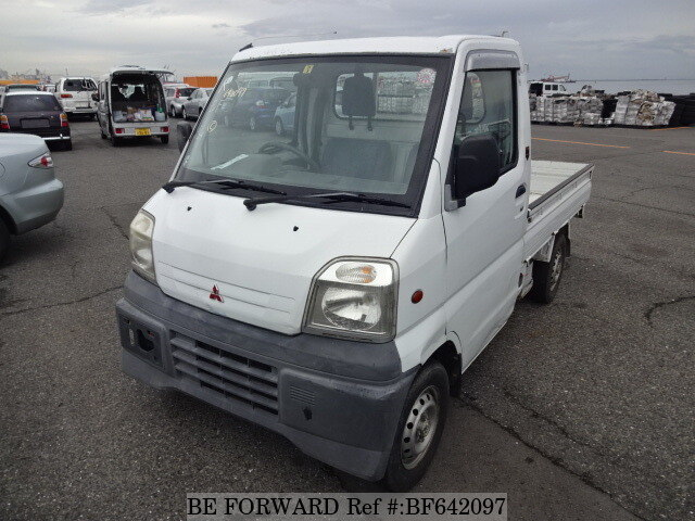 MITSUBISHI / Minicab Truck (GD-U61T)