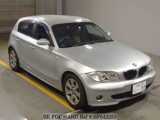BMW / 1 Series (GH-UF18)