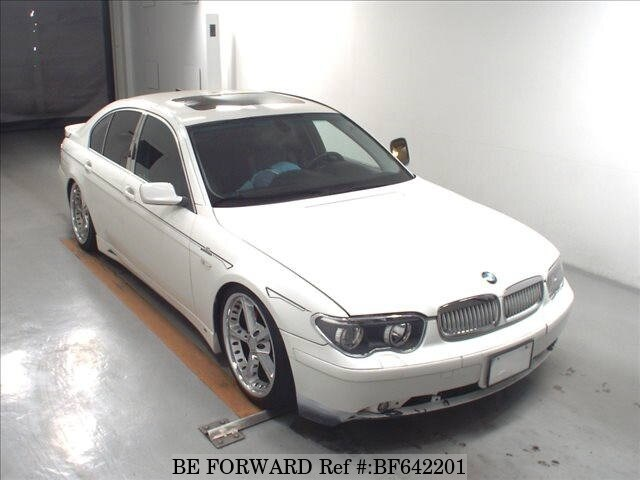 BMW / 7 Series (GH-GL36)
