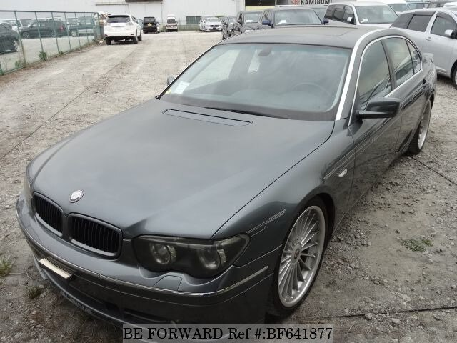 BMW 7 Series for SALE Used 2004 Year Model km BF641877