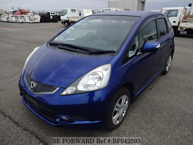 HONDA / Fit (DBA-GE9)