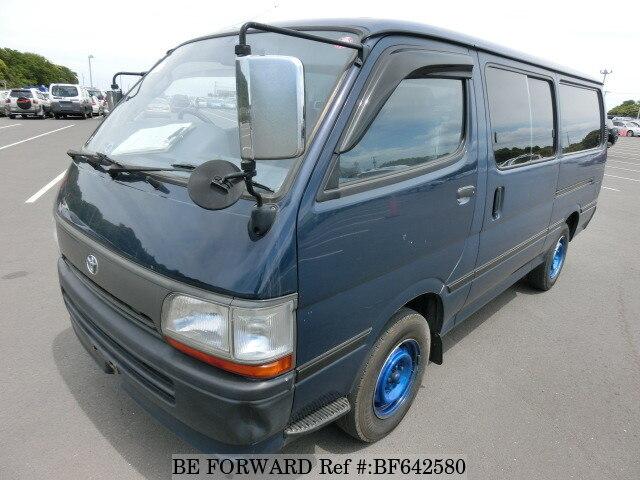 TOYOTA / Hiace Van (Z-RZH112V)