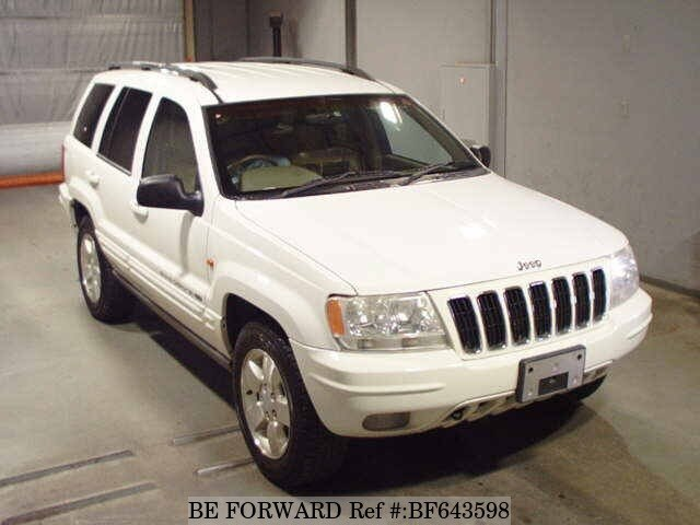 JEEP / Grand Cherokee (GF-WJ40)