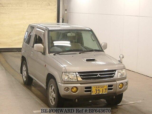 MITSUBISHI / Pajero Mini (TA-H58A)