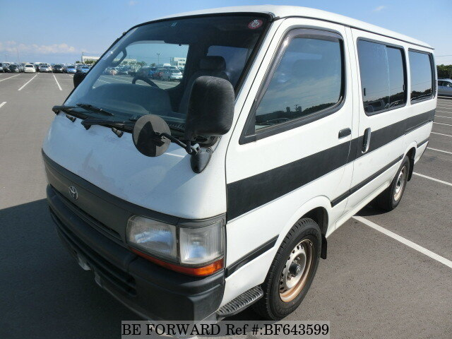 TOYOTA / Hiace Van (KC-LH103V)