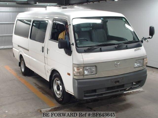MAZDA / Bongo Brawny Van (ABF-SKE6V)
