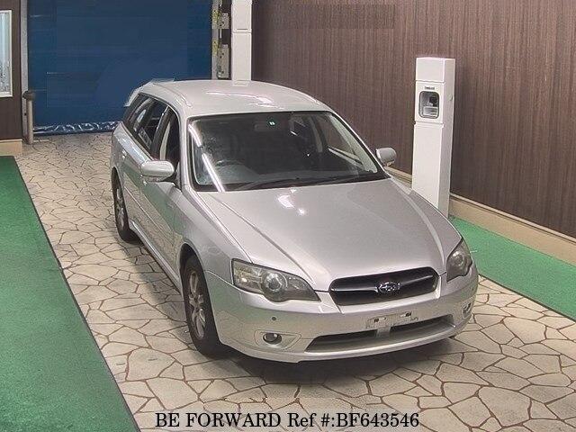 SUBARU / Legacy Touring Wagon (UA-BP5)
