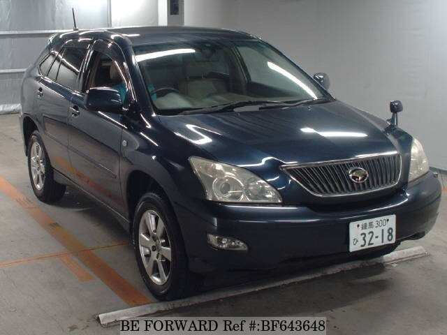 TOYOTA / Harrier (MCU35W)