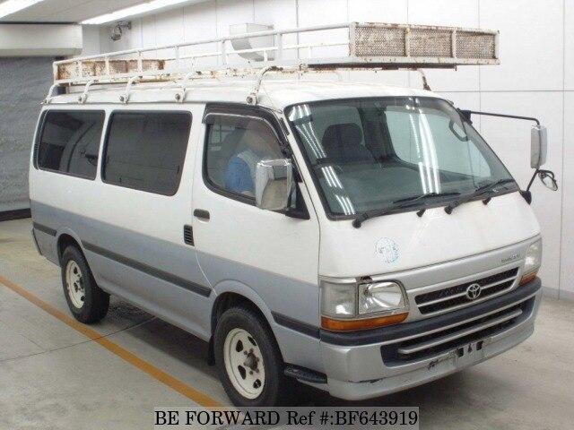 TOYOTA / Regiusace Van (GE-RZH112V)