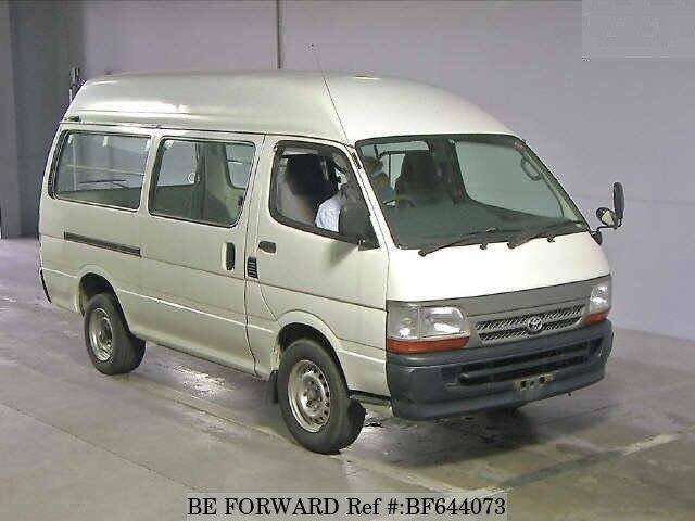 TOYOTA / Hiace Van (GE-RZH112K)
