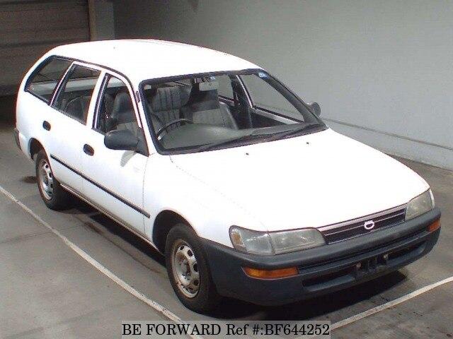 TOYOTA / Corolla Van (R-EE106V)