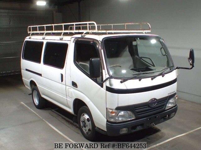 TOYOTA / Toyoace Route Van (BDG-XZU508V)