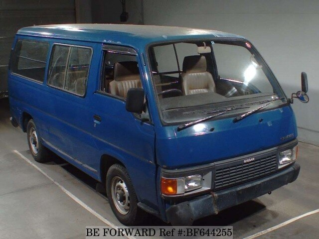 NISSAN / Caravan Van (T-VTGE24)