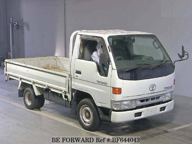 TOYOTA / Toyoace (GB-YY121)