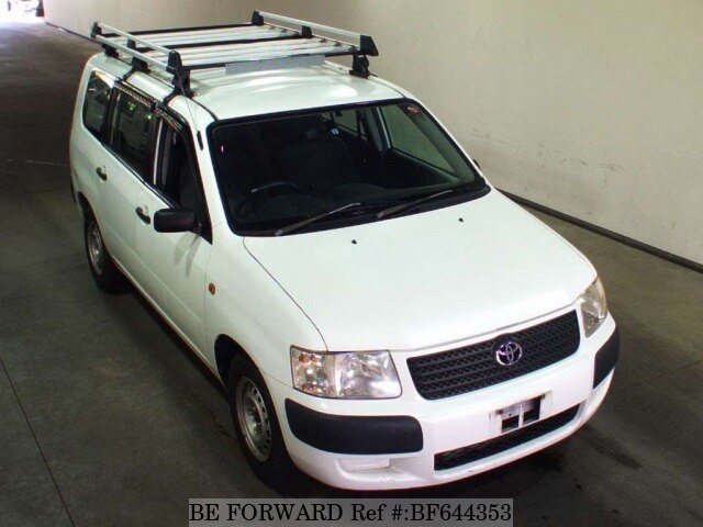 TOYOTA / Succeed Van (CBE-NCP51V)