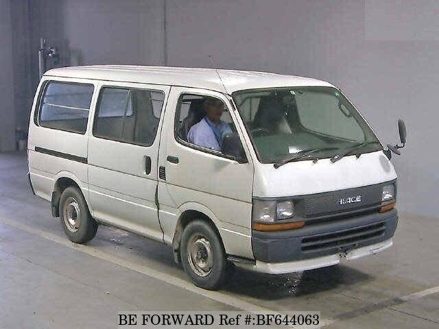 TOYOTA / Hiace Van (T-RZH102V)