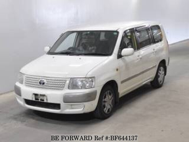 TOYOTA / Succeed Wagon (CBA-NCP58G)