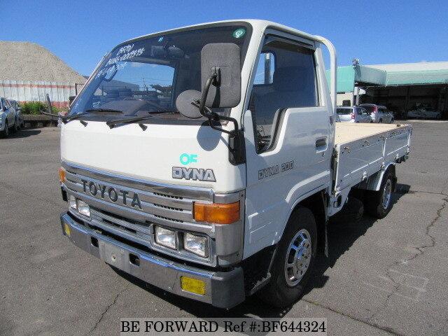 TOYOTA / Dyna Truck (U-BU66)