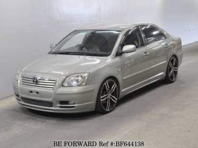 TOYOTA / Avensis (CBA-AZT250)