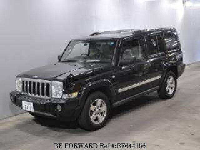 JEEP / Commander (GH-XH47)