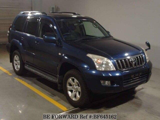 TOYOTA / Land Cruiser Prado (LA-RZJ120W)