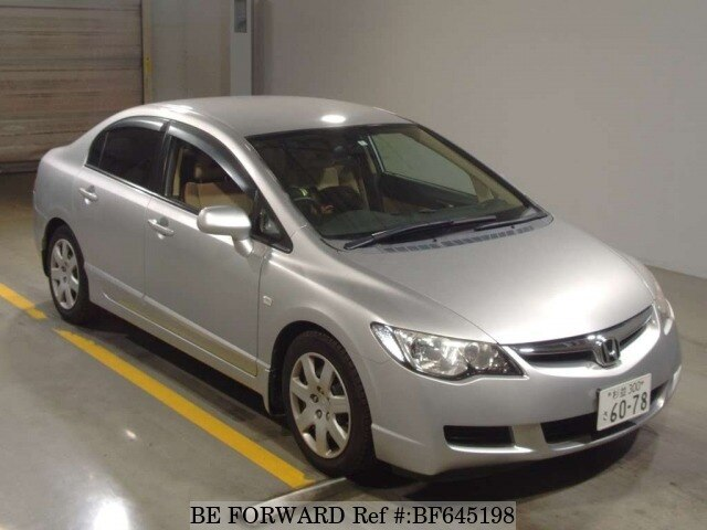 HONDA / Civic (DBA-FD1)