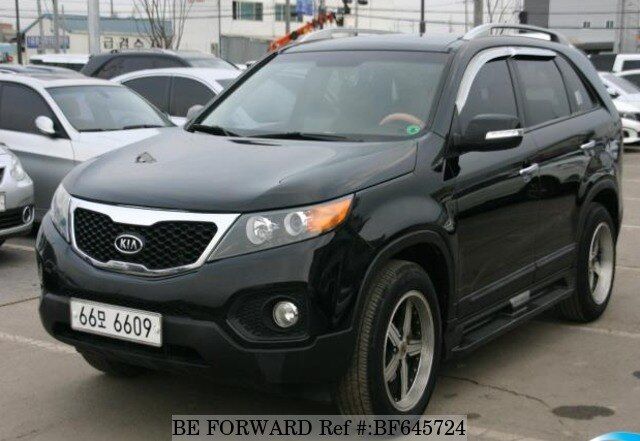 used 2010 kia sorento tlx for sale bf645724 be forward. Black Bedroom Furniture Sets. Home Design Ideas