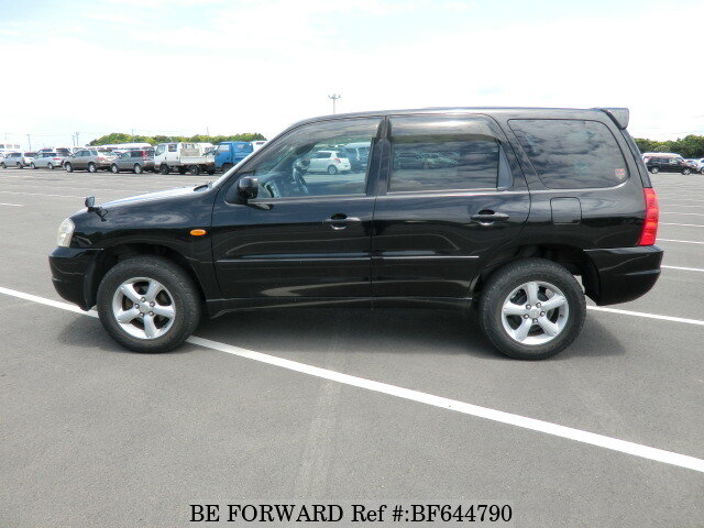 used 2004 mazda tribute lx ta ep3w for sale bf644790 be. Black Bedroom Furniture Sets. Home Design Ideas