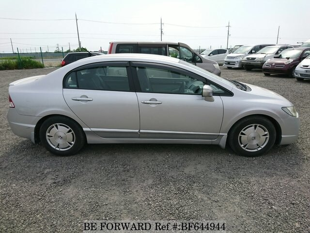 used 2006 honda civic hybrid mx daa fd3 for sale bf644944 be forward. Black Bedroom Furniture Sets. Home Design Ideas