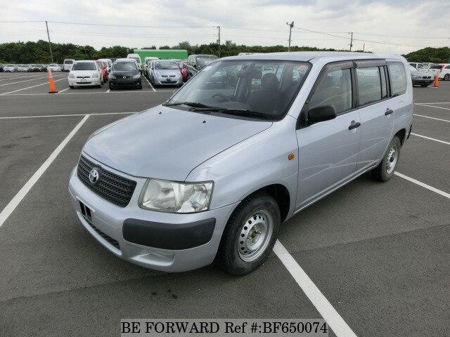 TOYOTA / Succeed Van