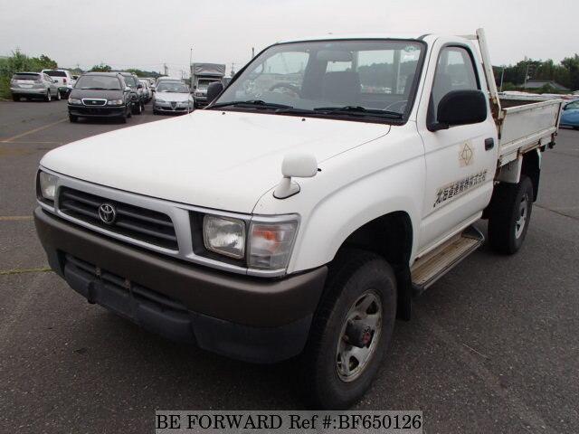 TOYOTA / Hilux Sports Pickup (KF-LN167)