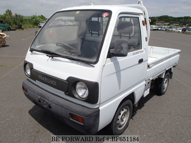 SUZUKI / Carry Truck (M-DA51T)