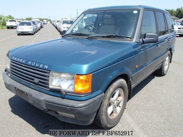 LAND ROVER / Range Rover (E-LP42D)
