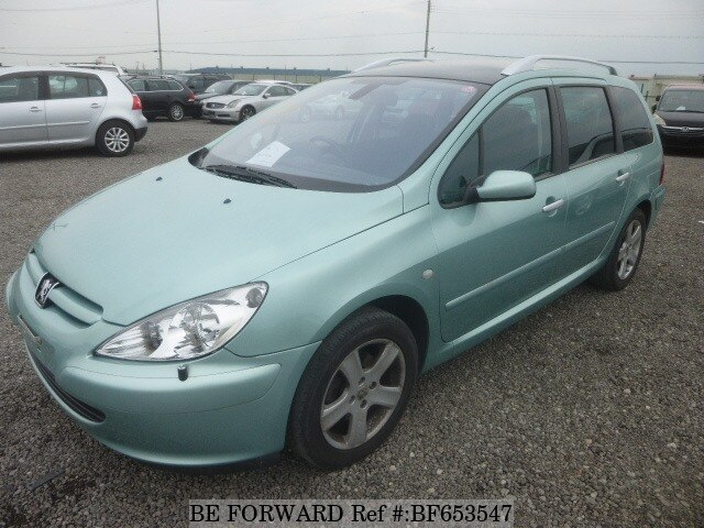 PEUGEOT 307 for SALE! (Used 2002 Year Model) (-km) (BF653547 ...