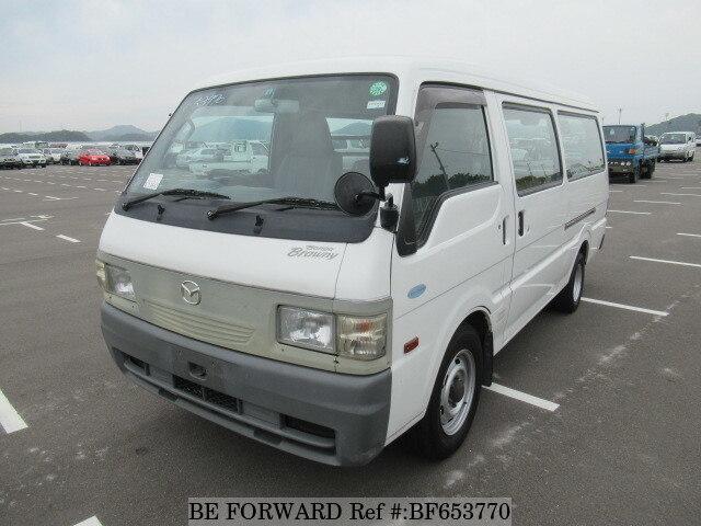 MAZDA / Bongo Brawny Van