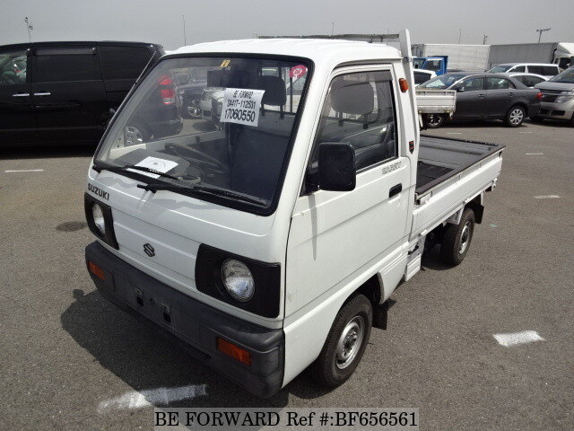 SUZUKI / Carry Truck (M-DA41T)