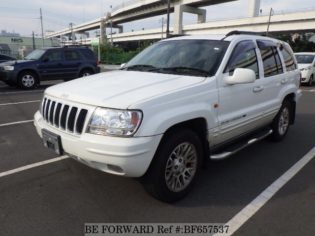 JEEP / Grand Cherokee (GH-WJ40)
