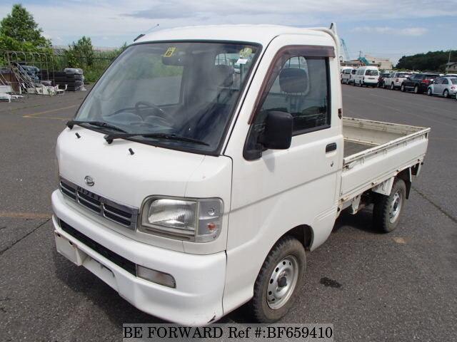 DAIHATSU / Hijet Truck (GD-S210P)