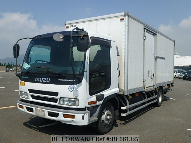 ISUZU / Forward (KK-FRD35J4S)