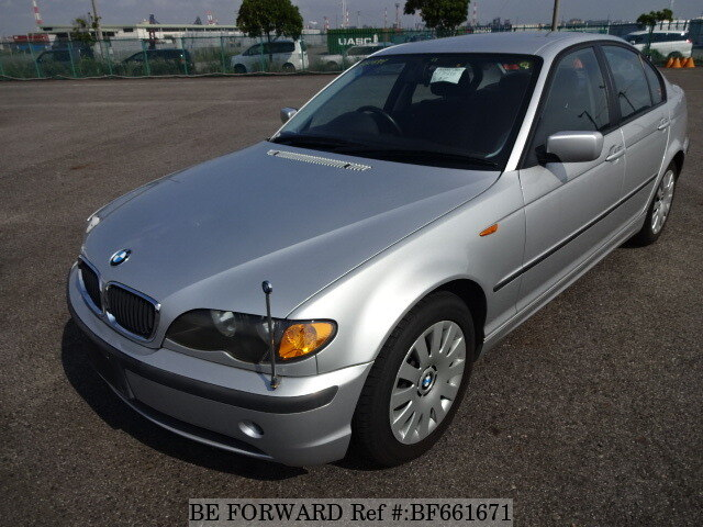 BMW / 3 Series (GH-AY20)