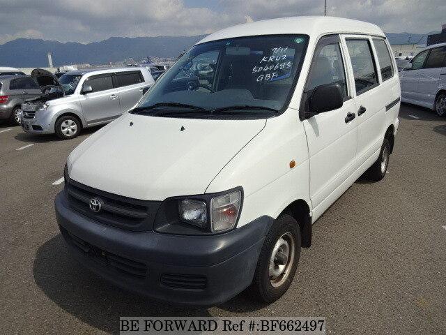 TOYOTA / Townace Van (GK-KR42V)