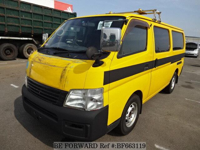 NISSAN / Caravan Van (GE-CQGE25)