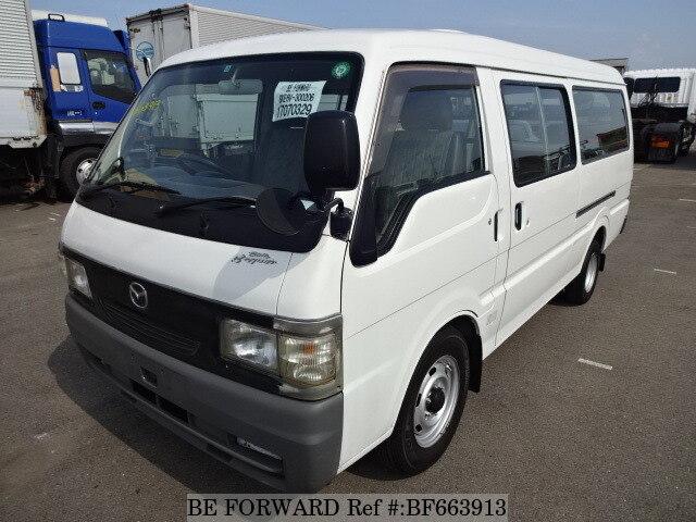 MAZDA / Bongo Brawny Van (TC-SKE6V)