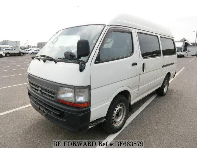 TOYOTA / Regiusace Van (KG-LH172K)