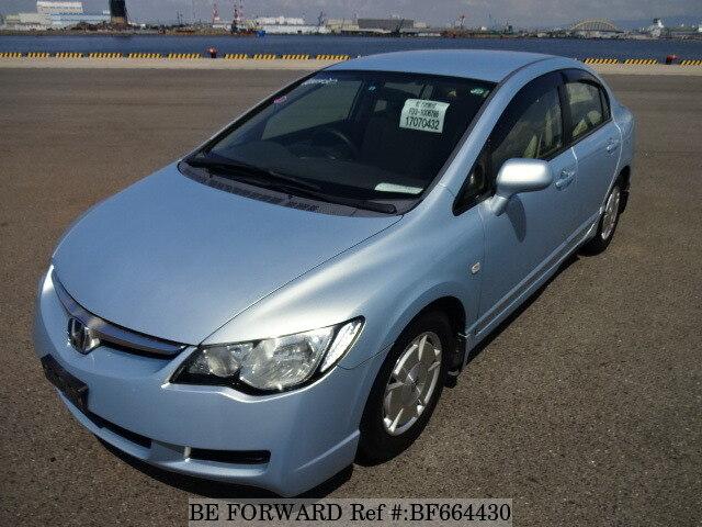 HONDA / Civic Hybrid (DAA-FD3)