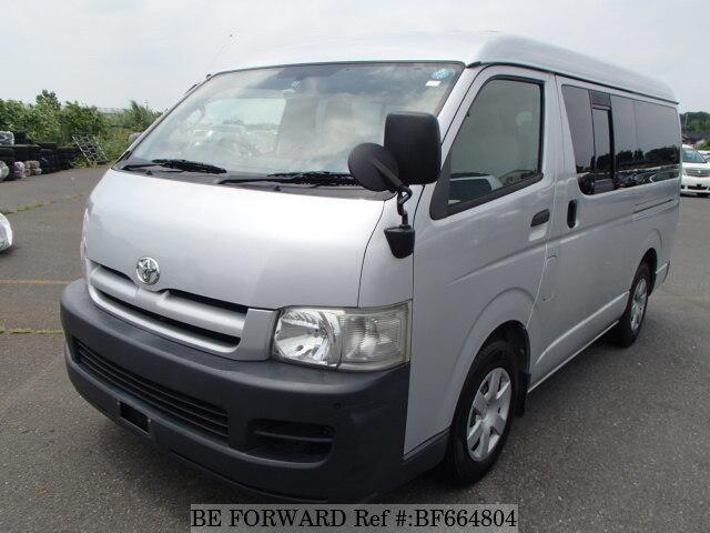 TOYOTA / Hiace Wagon (CBA-TRH214W)