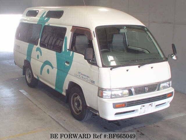 NISSAN / Caravan Van (KG-CWGE24)