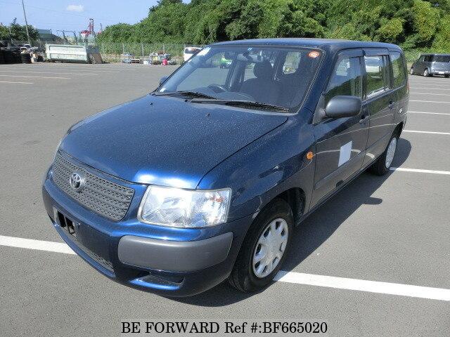 TOYOTA / Succeed Wagon