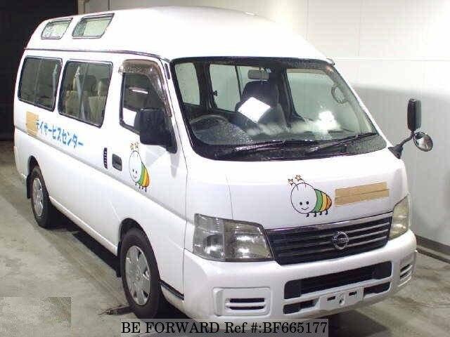 NISSAN / Caravan Van (KR-DWGE25)