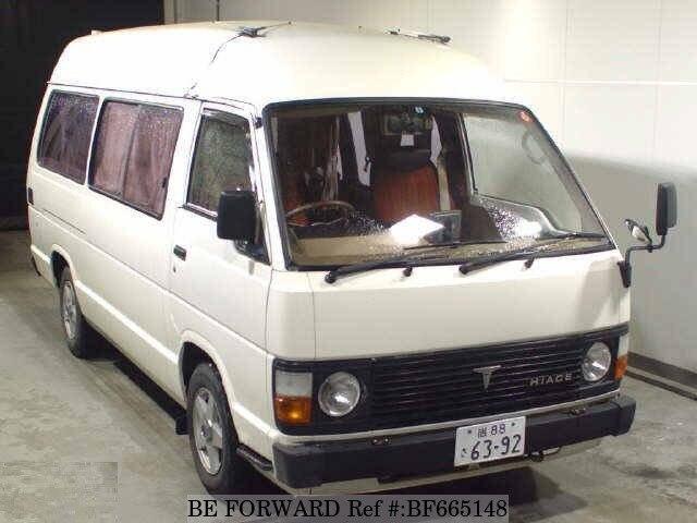 TOYOTA / Hiace Van (N-LH71V)